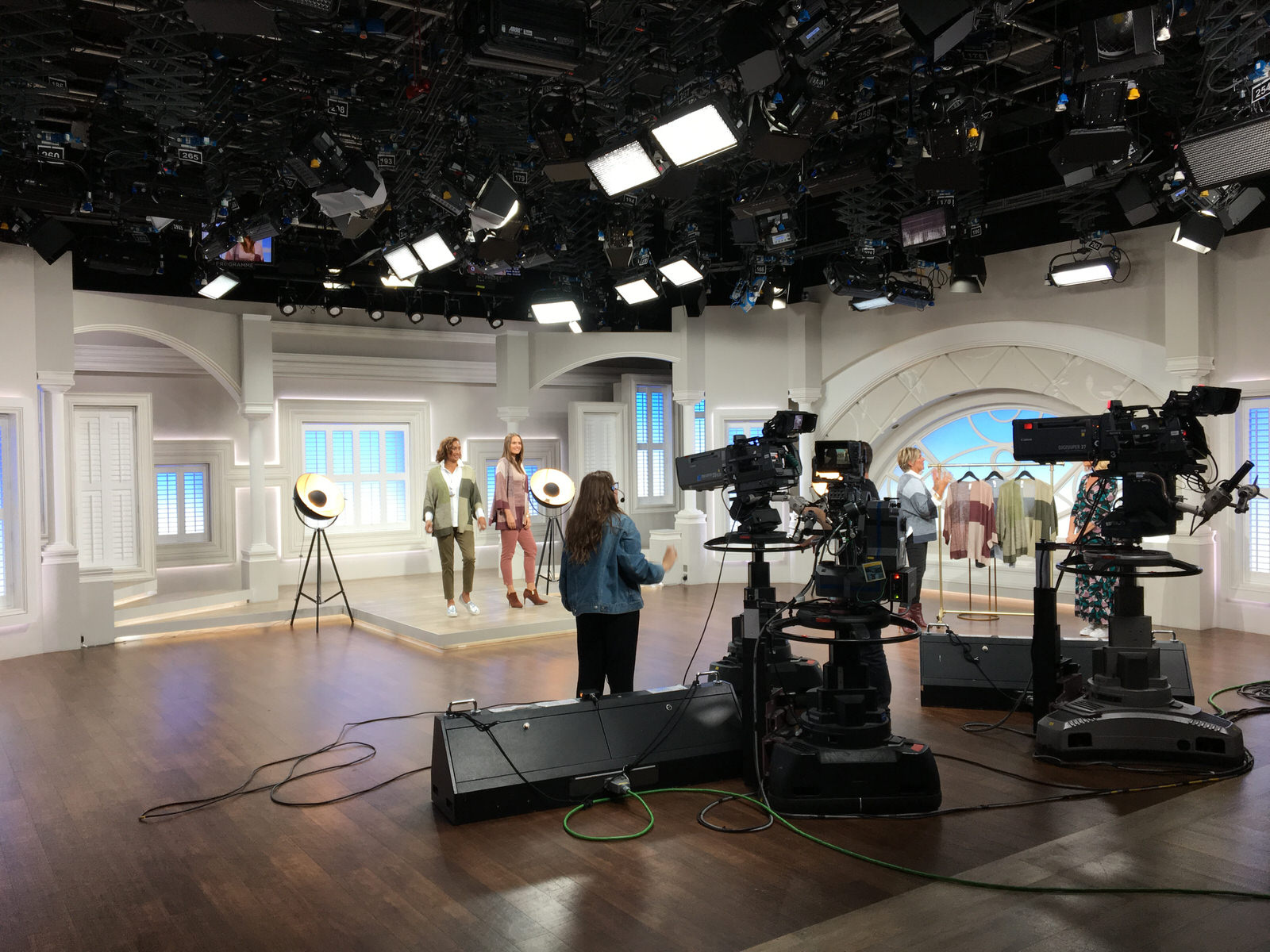 ELEMENTS at QVC Studio