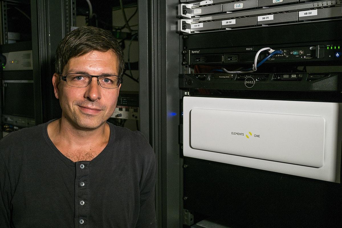 Florian Beck, BASIS Berlin
