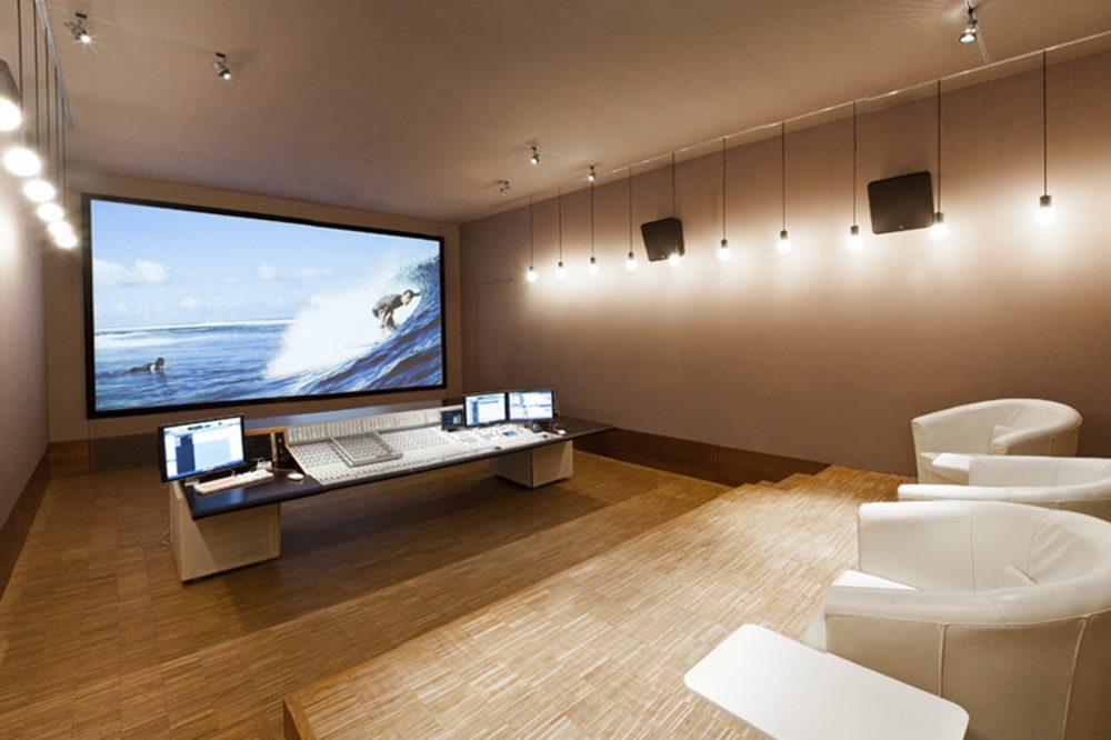 BASIS Berlin Editing Room