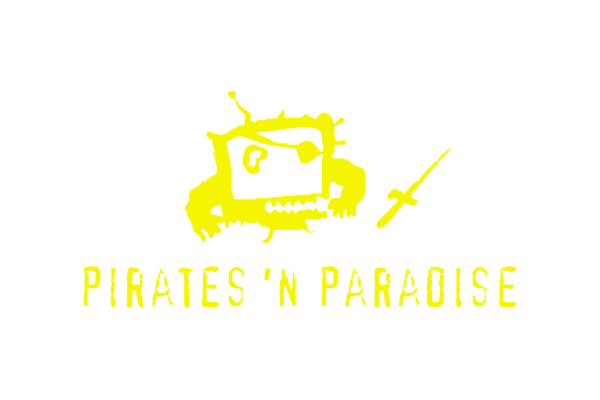 Pirates 'n Paradise Logo
