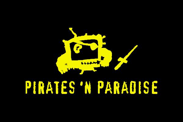 Pirates 'n Paradise Logo