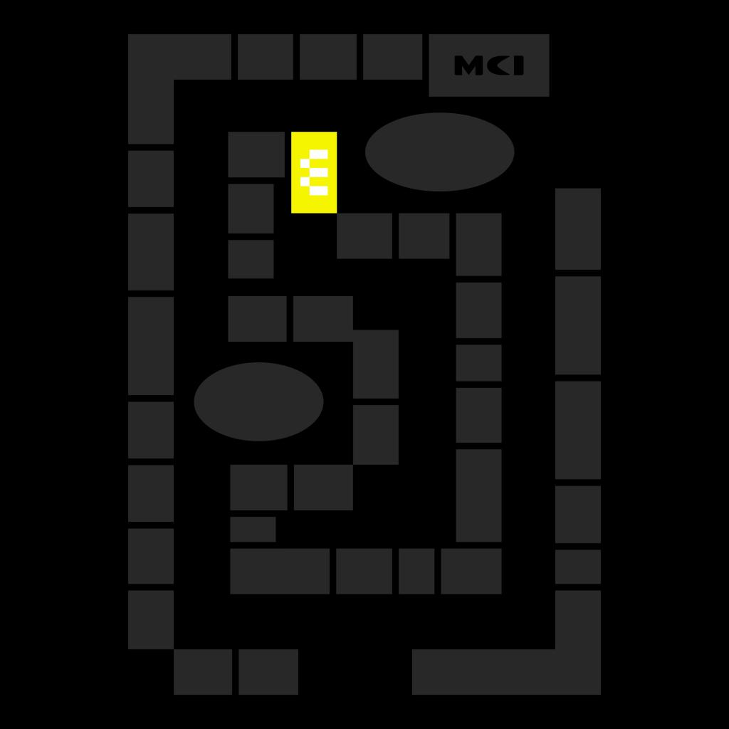 ELEMENTS at 9th MCI Hamburg Open hall plan