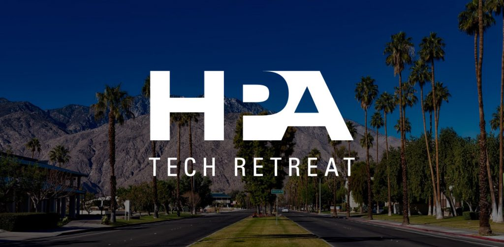 ELEMENTS HPA Tech Retreat Palm Springs