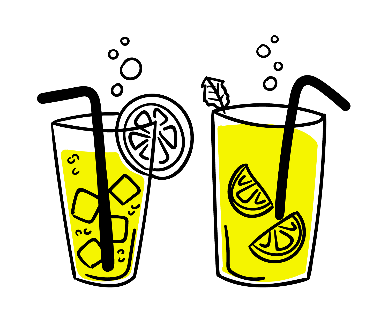 ELEMENTS Signature Drinks
