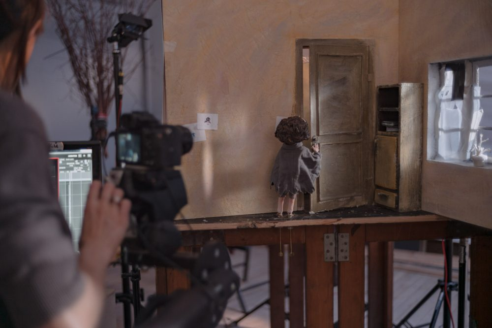 ELEMENTS at FAMU Making Of Stopmotion Film