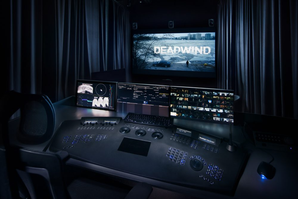ELEMENTS at Post Control Baselight Suite