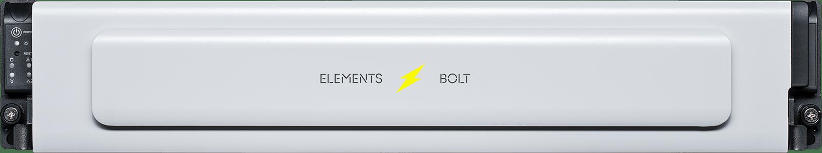 ELEMENTS Bolt Front